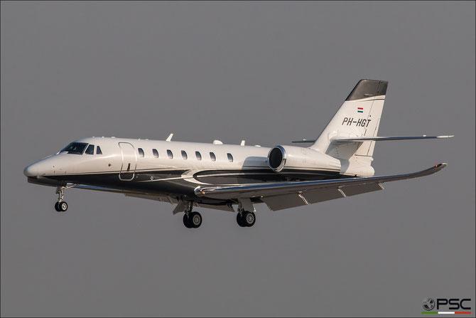 PH-HGT Ce680 680-0530 ASL - Air Service Liège @ Aeroporto di Verona © Piti Spotter Club Verona