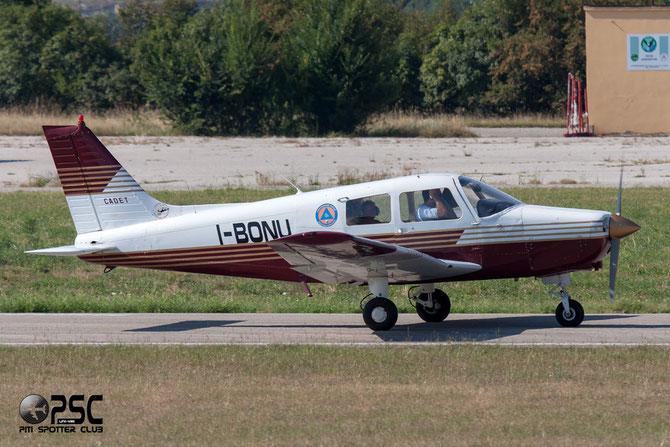 I-BONU - Piper PA-28 Cadet