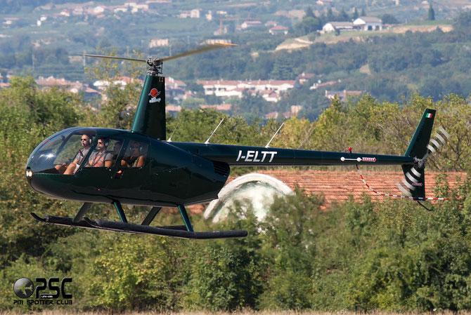 I-ELTT - Robinson R44 Clipper