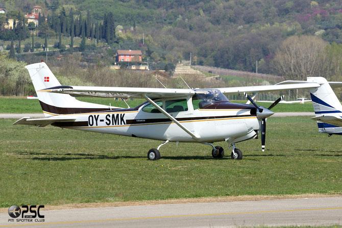 OY-SMK - Cessna 182 Skylane RG