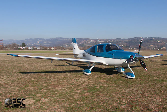 T7-AIR - Cirrus SR22