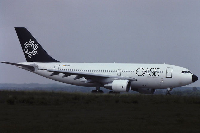 EC-117 A310-324 638 Oasis International Airlines