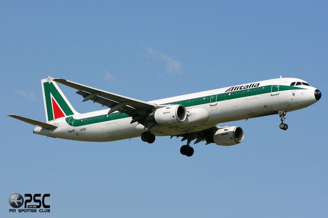 Airbus A321 - MSN 524 - I-BIXB @ Aeroporto di Verona © Piti Spotter Club Verona