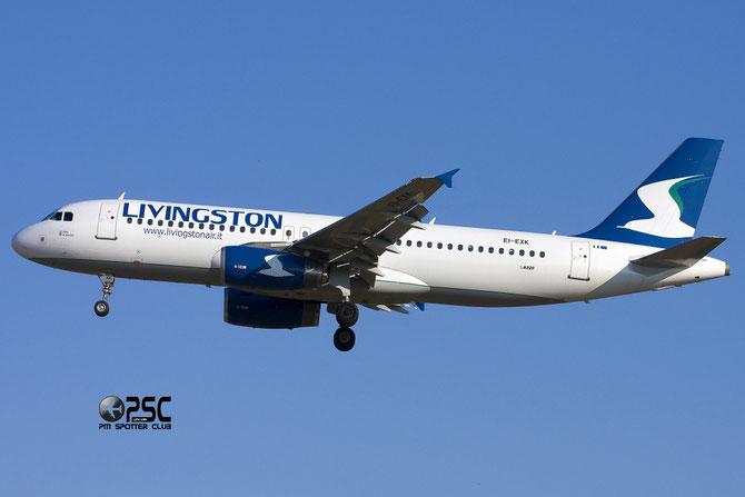 Airbus A320 - MSN 2502 - EI-EXK  @ Aeroporto di Verona © Piti Spotter Club Verona