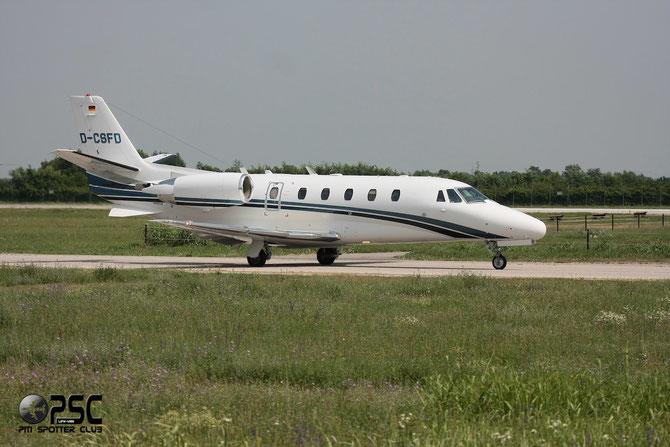 D-CSFD Ce560XL 560-5022 SFD Stuttgarter Flugdienst