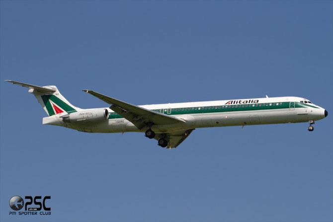 McDonnell Douglas MD-80/90 - MSN 53176 - I-DANG @ Aeroporto di Verona © Piti Spotter Club Verona