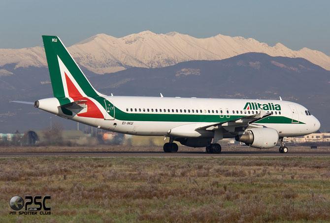 Airbus A320 - MSN 1217 - EI-IKU @ Aeroporto di Verona © Piti Spotter Club Verona