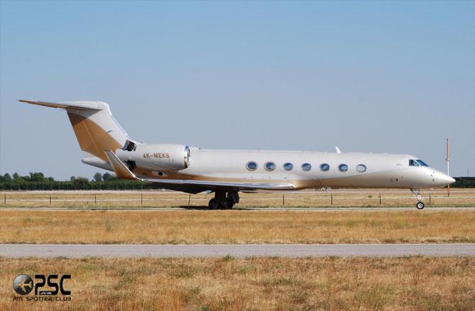 4K-MEK8 G550 5204 Sky Way Airlines