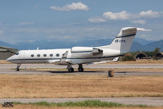 4X-CPX G-IVSP 1481 Arkia Israel Airlines @ Aeroporto di Verona © Piti Spotter Club Verona