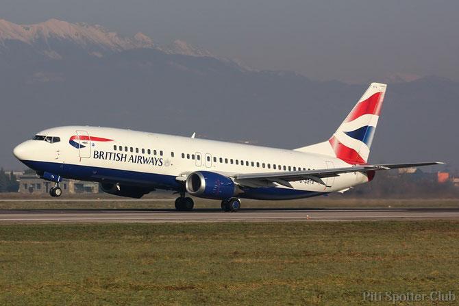 Boeing 737 - MSN 25859 - G-GBTA @ Aeroporto di Verona © Piti Spotter Club Verona