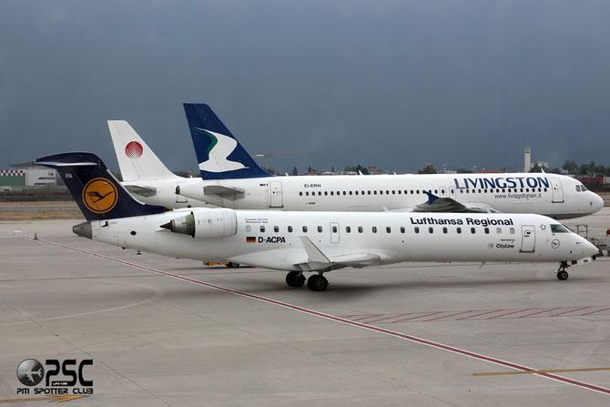 Canadair Regional Jet - MSN 10012 - D-ACPA  @ Aeroporto di Verona © Piti Spotter Club Verona