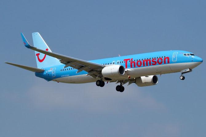 Boeing 737 Next Gen - MSN 38108 - G-TAWJ  @ Aeroporto di Verona © Piti Spotter Club Verona