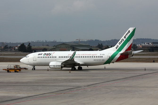 Boeing 737 - MSN 28562 - EI-IGS  @ Aeroporto di Verona © Piti Spotter Club Verona
