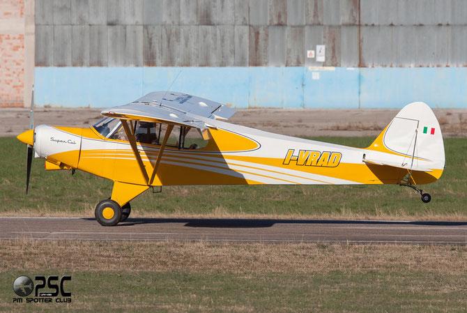 I-VRAD - Piper PA-18 Super Cub