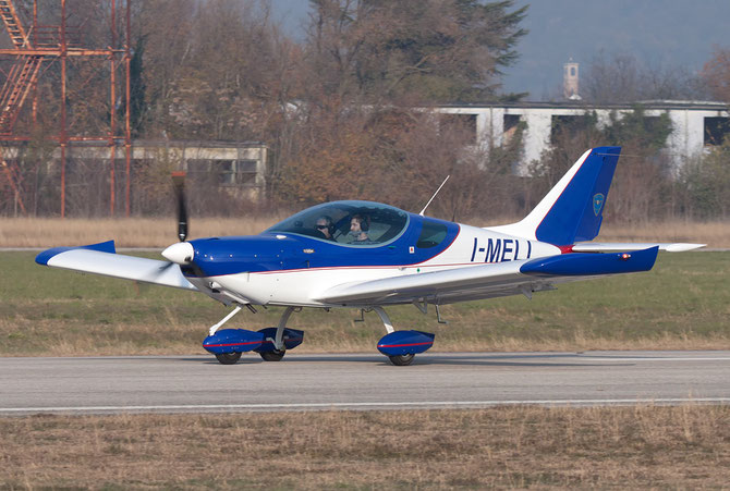 I-MELI - CZAW / Czech Sport Aircraft SportCruiser @ Aeroporto Verona Boscomantico © Piti Spotter Club Verona