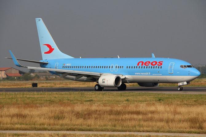 Boeing 737 Next Gen - MSN 34257 - I-NEOZ  @ Aeroporto di Verona © Piti Spotter Club Verona
