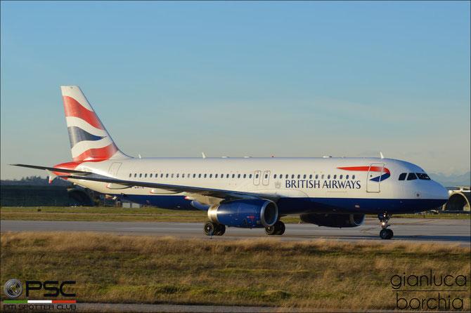 G-GATN A320-232 1613 British Airways @ Aeroporto di Verona - 2016 © Piti Spotter Club Verona