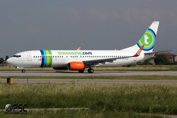 Boeing 737 Next Gen - MSN 37600 - PH-GGZ  @ Aeroporto di Verona © Piti Spotter Club Verona