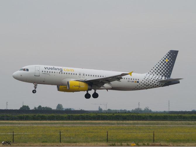 Airbus A320 - MSN 2589 - EC-LQK  @ Aeroporto di Verona © Piti Spotter Club Verona