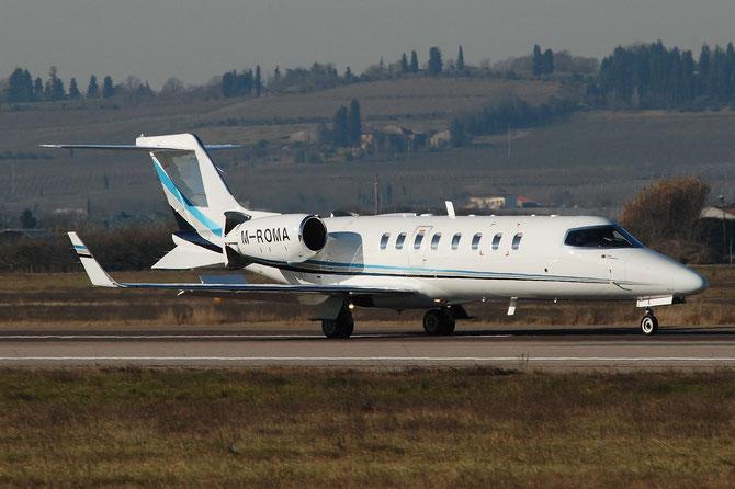 M-ROMA Learjet 45 45-148 ArtJet Ltd.