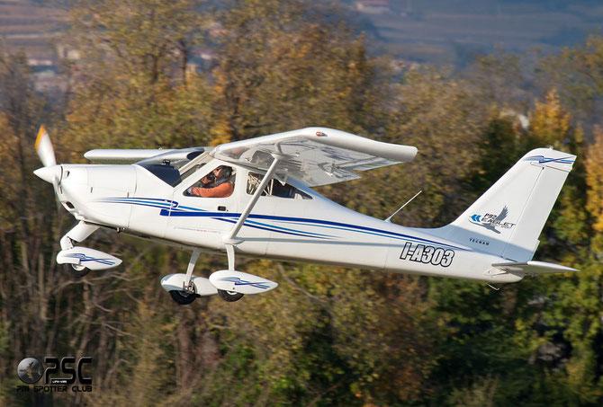 I-A303 - Tecnam P92 Eaglet