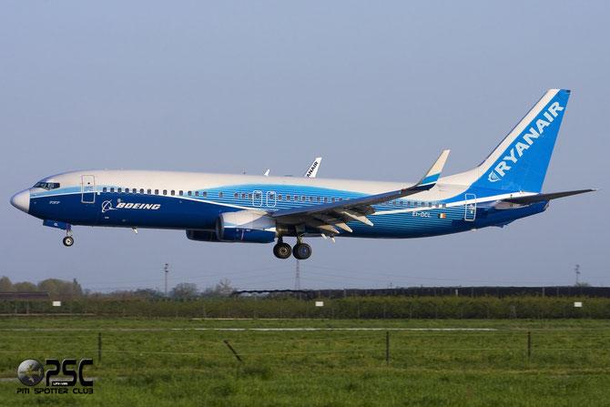 Boeing 737 Next Gen - MSN 33806 - EI-DCL  @ Aeroporto di Verona © Piti Spotter Club Verona