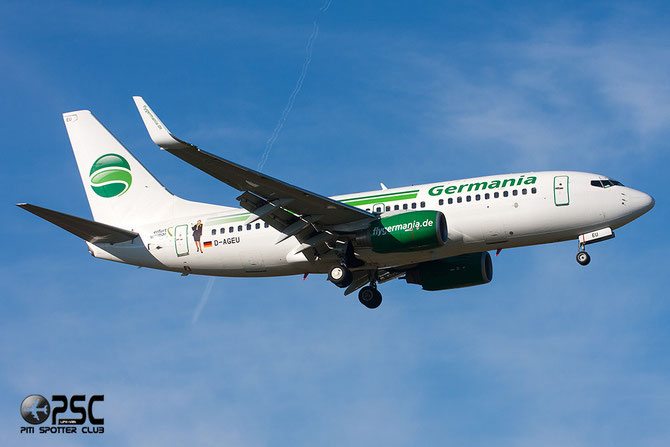 D-AGEU B737-75B 28104/39 Germania Flug