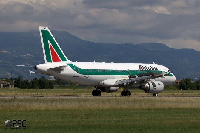 EI-IMC A319-112 2057 Alitalia