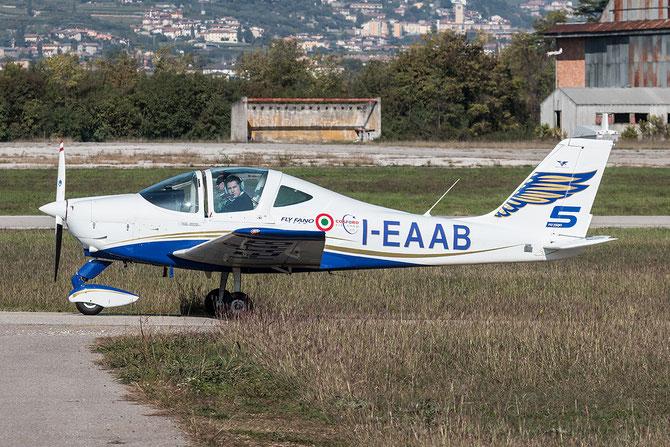 I-EAAB - Tecnam P-2002JF Sierra @ Aeroporto Verona Boscomantico © Piti Spotter Club Verona