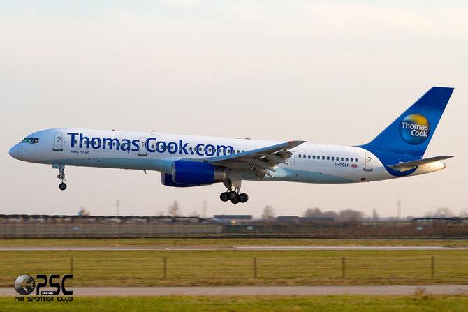 G-FCLH B757-28A 26274/676 Thomas Cook Airlines @ Aeroporto di Verona © Piti Spotter Club Verona