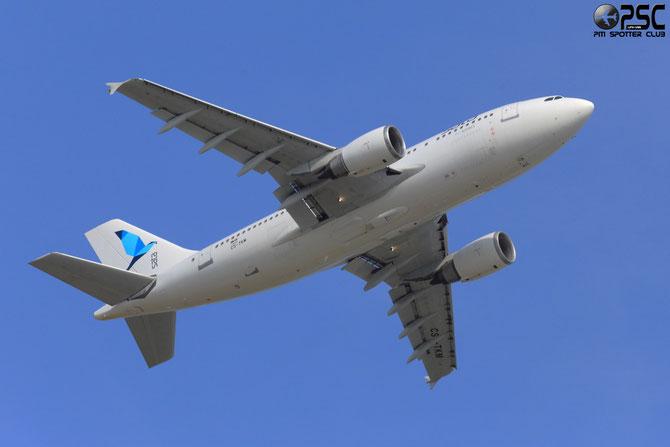 CS-TKM A310-304 661 SATA International - Serviço e Transportes Aéreos