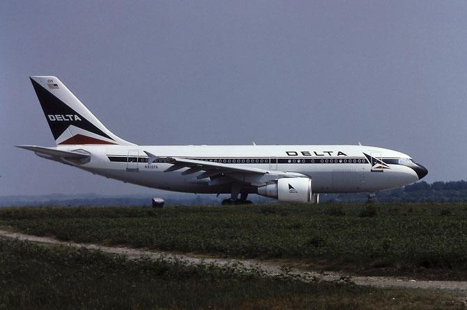 N815PA A310-324ET 451 Delta Air Lines