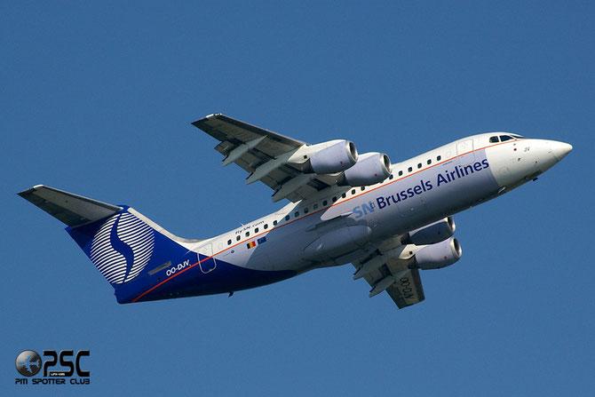 OO-DJV BAe146-RJ85 E2295 Brussels Airlines