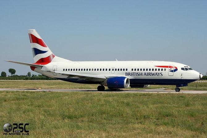 Boeing 737 - MSN 23924 - G-LGTH @ Aeroporto di Verona © Piti Spotter Club Verona