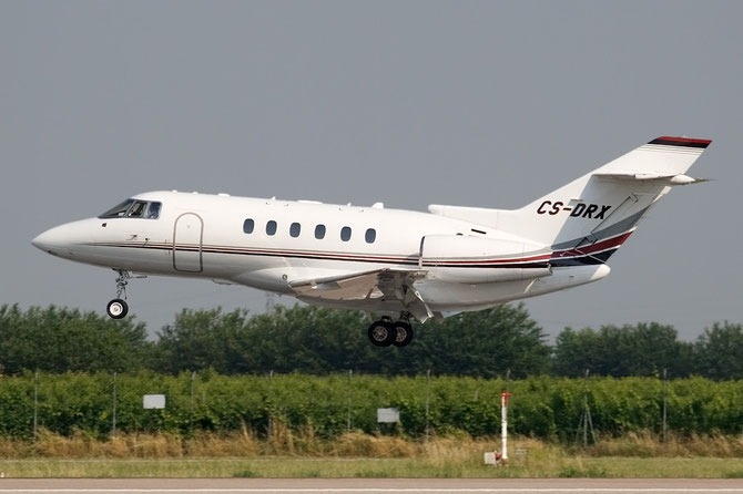 CS-DRX BAe125-800XPi 258834 NetJets Europe