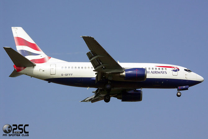 Boeing 737 - MSN 24754 - G-GFFF @ Aeroporto di Verona © Piti Spotter Club Verona