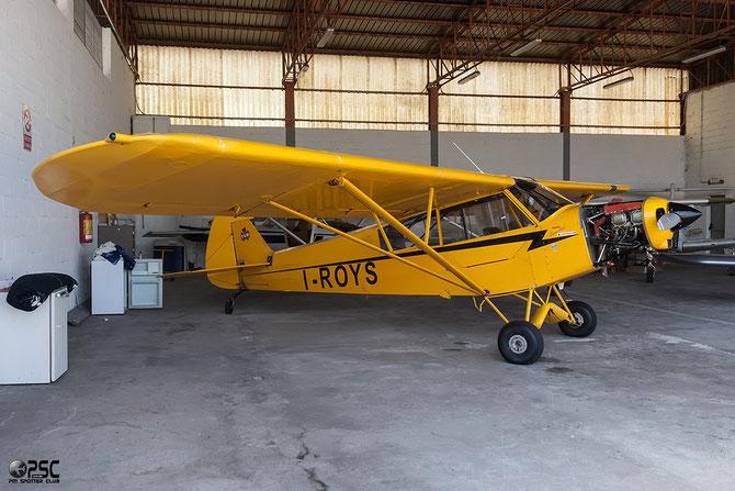 I-ROYS - Piper PA-18 Super Cub @ Aeroporto Verona Boscomantico © Piti Spotter Club Verona