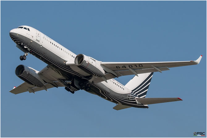 1450743164010 Tu-204-300 RA-64010 Biznes-Aero @ Aeroporto di Verona © Piti Spotter Club Verona