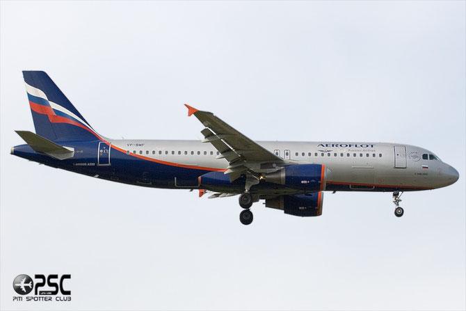 Airbus A320 - MSN 3711 - VP-BMF @ Aeroporto di Verona © Piti Spotter Club Verona