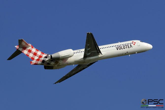 EC-MFJ - Boeing 717 - MSN 55060 - Volotea Airlines @ Aeroporto di Verona © Piti Spotter Club Verona