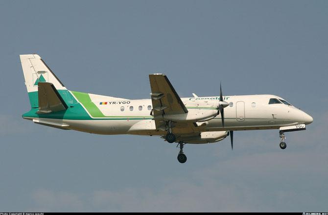 YR-VGO Saab 340B 340B-215 Carpatair