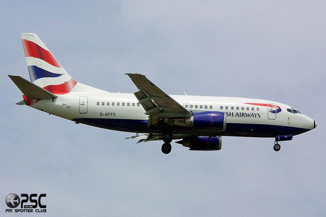 Boeing 737 - MSN 26419 - G-GFFD @ Aeroporto di Verona © Piti Spotter Club Verona
