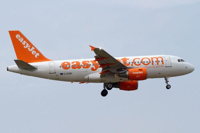 Airbus A319 - MSN 3118 - G-EZBU @ Aeroporto di Verona © Piti Spotter Club Verona