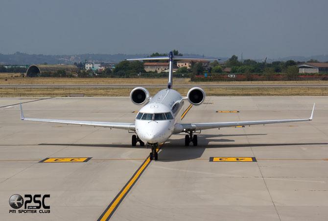 Canadair Regional Jet - MSN 10083 - D-ACPN  @ Aeroporto di Verona © Piti Spotter Club Verona