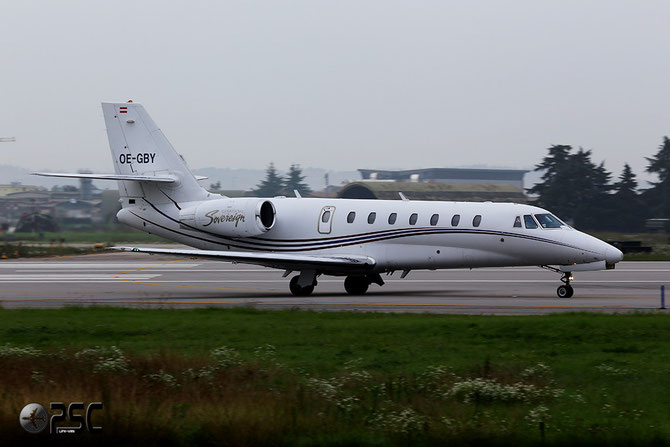 OE-GBY Ce680 680-0066 Common Sky - A & N Luftfahrt GmbH