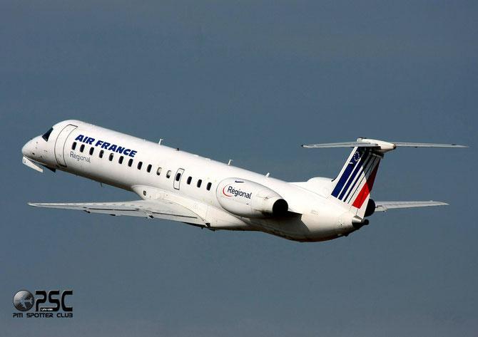 Embraer 135/145 - MSN 342 - F-GUEA  @ Aeroporto di Verona © Piti Spotter Club Verona