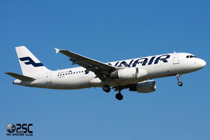 OH-LXK A320-214 2065 Finnair