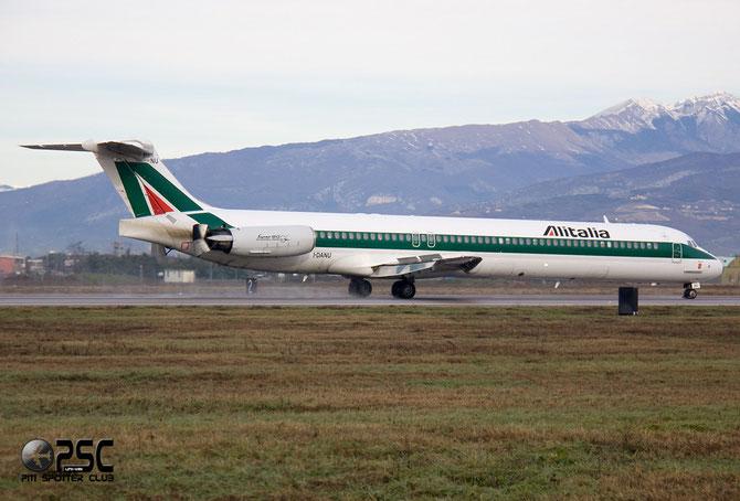 McDonnell Douglas MD-80/90 - MSN 53204 - I-DANU @ Aeroporto di Verona © Piti Spotter Club Verona