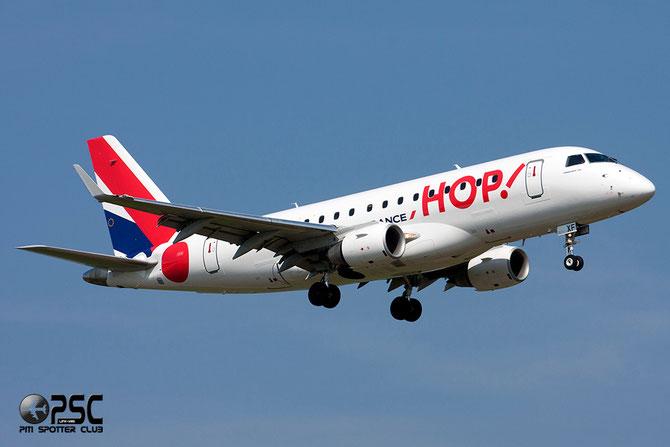 Embraer 170/175 - MSN 292 - F-HBXF  - Hop! livery - @ Aeroporto di Verona © Piti Spotter Club Verona