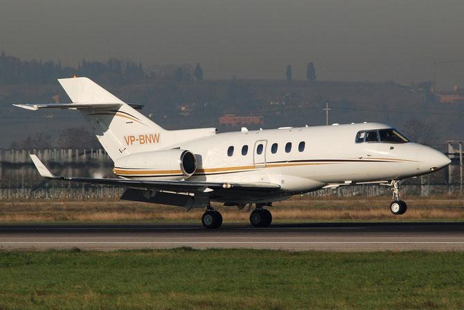 VP-BNW BAe125-850XP 258855 Polet Aviakompania